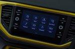 Volkswagen T-Roc 2021 infotainment
