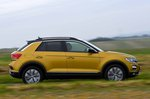 Volkswagen T-Roc 2021 right panning