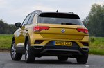 Volkswagen T-Roc 2019 RHD rear left cornering