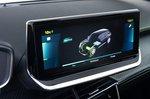 Peugeot e-2008 2019 LHD infotainment
