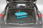 Mercedes EQC boot