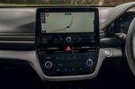 Hyundai Ioniq Electric 2019 RHD infotainment