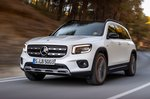 Mercedes-Benz GLB 2019 LHD launch car
