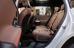 Mercedes GLB 2019 LHD rear seats
