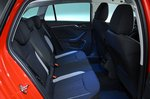 Skoda Scala back seats
