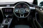 Volkswagen Arteon 2019 dashboard RHD