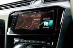Volkswagen Arteon 2019 infotainment RHD