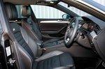 Volkswagen Arteon 2019 front seats RHD