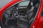 Alfa Romeo Stelvio 2019 front seats (LHD)