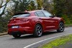 Alfa Romeo Stelvio 2019 wide rear right cornering (LHD)