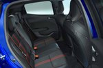 Renault Clio 2019 rear seats RHD