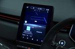 Renault Clio 2019 infotainment RHD