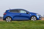 Renault Clio 2019 right panning RHD