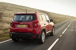 Jeep Renegade 2018 rear tracking