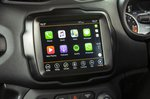 Jeep Renegade 2018 infotainment RHD