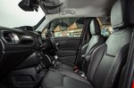 Jeep Renegade 2018 front seats RHD