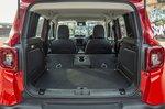 Jeep Renegade 2018 boot open RHD