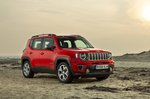 Jeep Renegade 2018 front right static