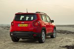 Jeep Renegade 2018 rear right static