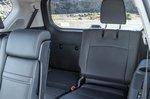 Toyota Land Cruiser 2019 rear seats RHD