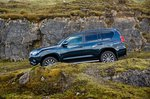 Toyota Land Cruiser 2019 left side panning RHD