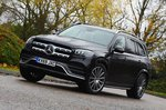 2020 Mercedes GLS front