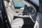 2020 Mercedes GLS front seats