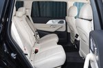 2020 Mercedes GLS second-row seats