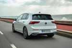 Volkswagen Golf 2019 rear left tracking LHD