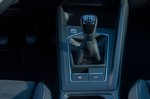 Volkswagen Golf 2019 gear selector detail LHD