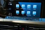 Volkswagen Golf 2019 infotainment detail LHD