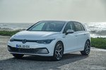 Volkswagen Golf 2019 front left static LHD