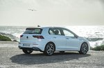 Volkswagen Golf 2019 rear right static LHD