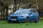 Subaru XV 2019 front static on grass