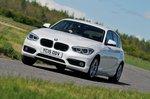 BMW 1 Series front three quarters