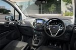 Ford Transit Courier - interior