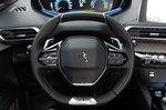 Peugeot 3008 Hybrid 2020 steering wheel LHD