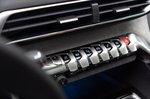Peugeot 3008 Hybrid 2020 switchgear LHD