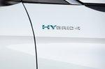 Peugeot 3008 Hybrid 2020 hybrid badge detail