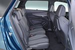 2018 Peugeot 5008 rear seats RHD