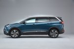 2018 Peugeot 5008 left static RHD