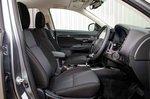 Mitsubishi Outlander 2020 RHD front seats