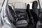 Mitsubishi Outlander 2020 RHD rear seats