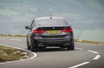 BMW 6 Series GT (69 plates) rear tracking RHD