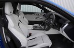 BMW M8 Competition 2020 RHD front seats