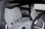 BMW M8 Competition 2020 RHD rear seats