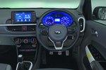 Kia Picanto 2020 RHD dashboard