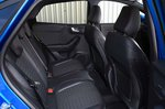 Ford Puma 2020 rear seats RHD