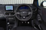 Ford Puma 2020 dashboard RHD