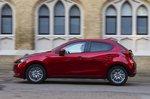 Mazda 2 2020 side panning RHD